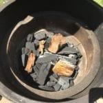 BGE Tender Smoked Ribs