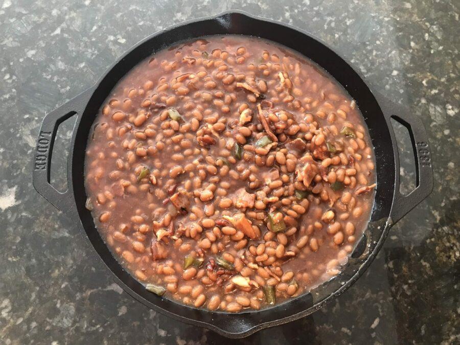 BGE - Baked Beans