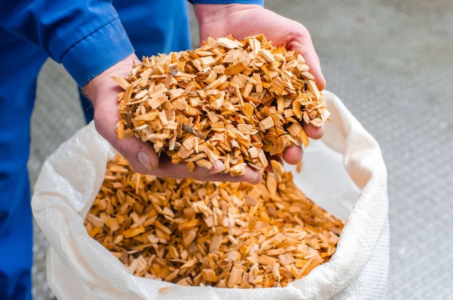 Wood Chips for Smoking Meat