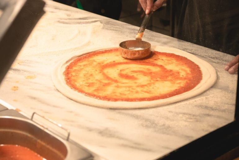 pizza sauce vs marinara