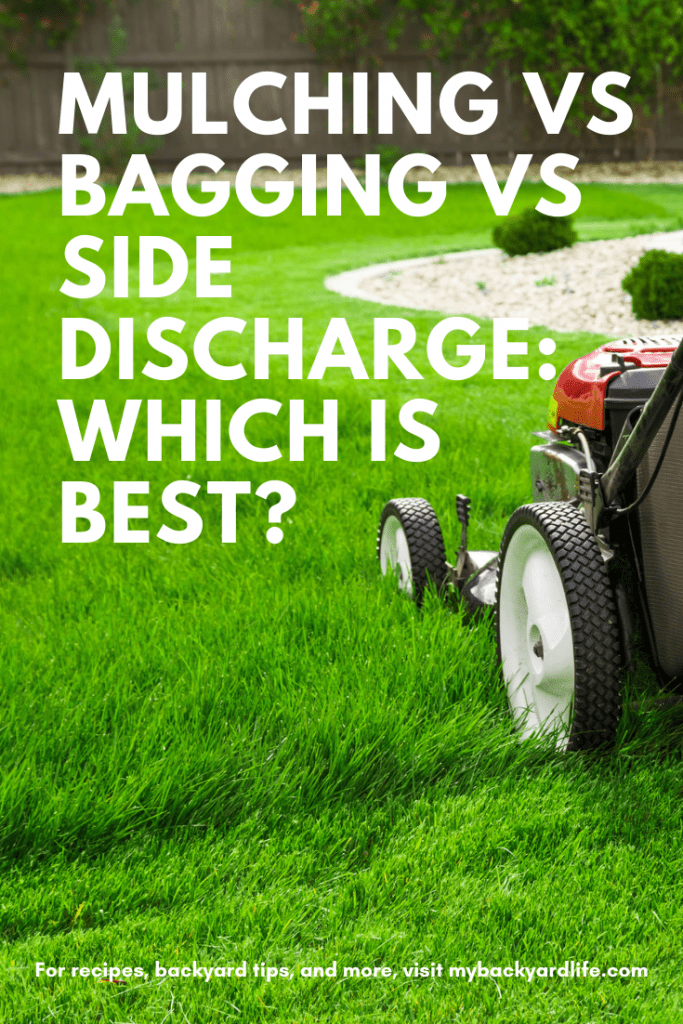 Mulching vs Bagging vs Side Discharge Which Is Best