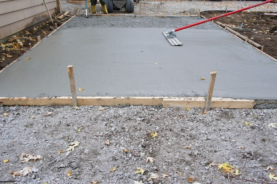 Concrete Patio Look Better, How To Make My Concrete Patio Look Better
