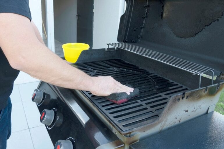 Cleaning Grill Grates