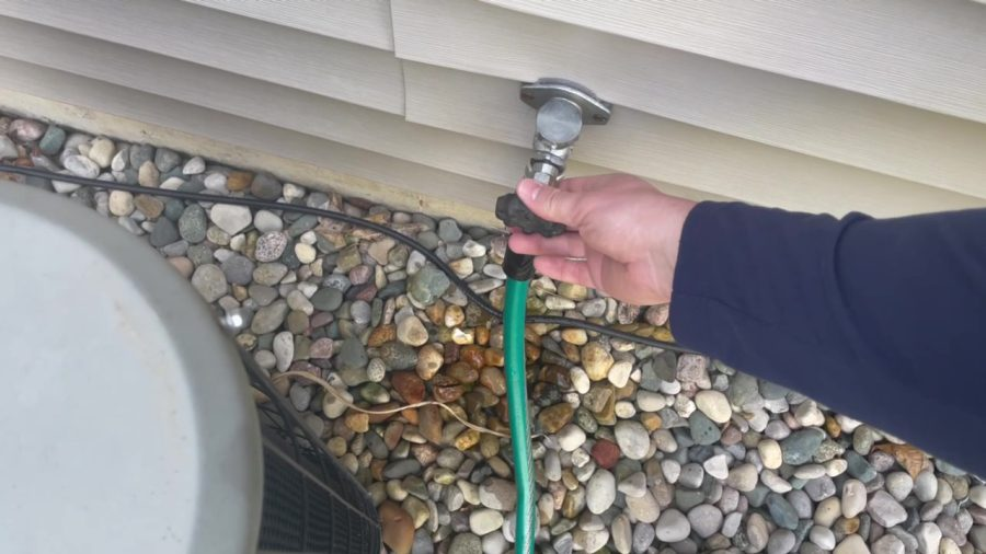Own - How to Dewinterize Forest River Shamrock Roo Travel Trailers - Turn Water On