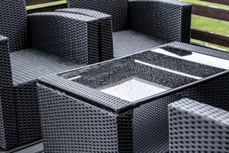 Wet Patio Furniture